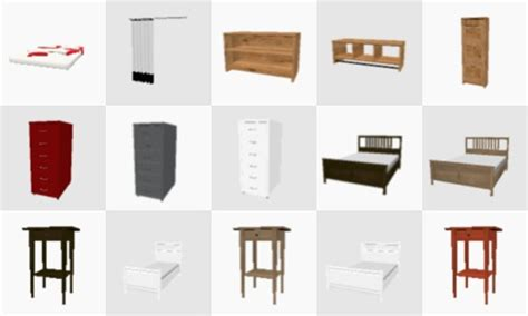sweet home 3d design furniture 180 ikea models for sweet home 3d 3deshop by scopia