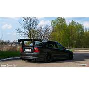 Tuning Opel Vectra B Irmscher  Back
