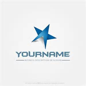 Free Design Online online free logo maker star logo design