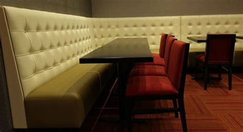 booth banquette seating solutions