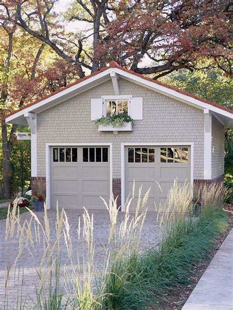 real garage redo shingle siding grasses and garage ideas