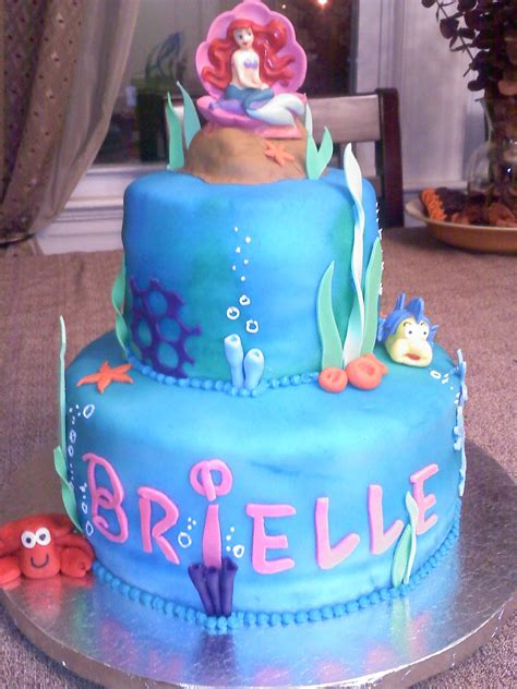 mermaid cakes decoration ideas  birthday cakes