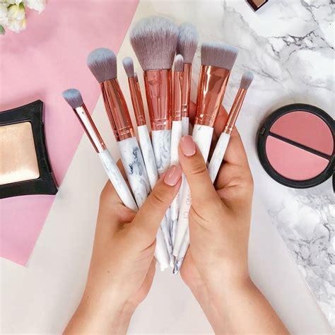 Makeup Brush Holder Set all