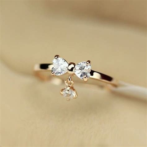 I S Images Ring by Bow Rings Bows And Rings On