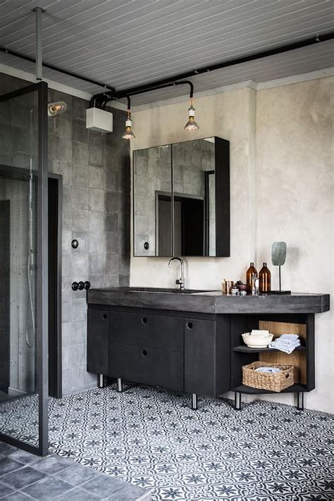 industrial bathroom design 25 best industrial bathroom ideas on