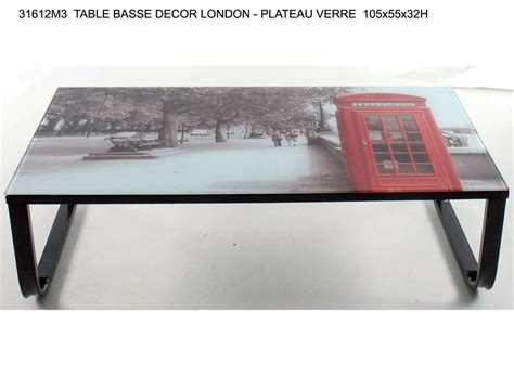 Table Basse Londres by Salon Conforama Luxembourg