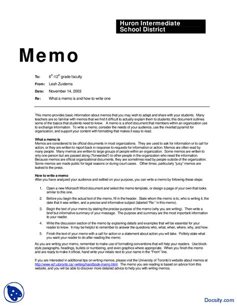design brief headings memo sle communication in business lecture handout