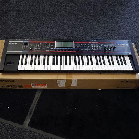 roland juno g workstation keyboard w box 2nd rich tone