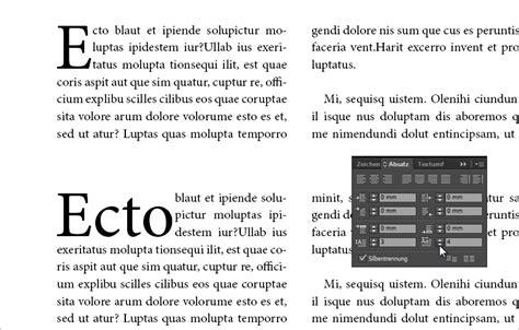 indesign tutorial zeitung initialen gestalten indesign initial indesign tutorials de
