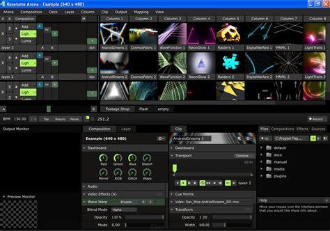 Resolume Arena 5 2 1 buy resolume arena 5 1 4 for windows cd