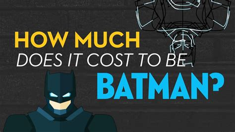 how much does it cost to remove a tattoo how much does it cost to be batman