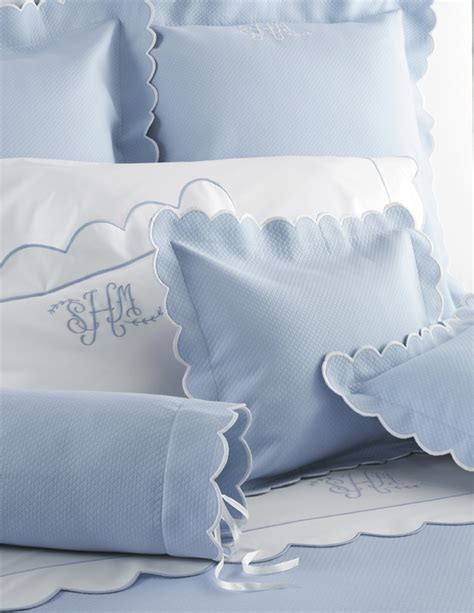 scalloped coverlet matouk diamond pique bright matelasse coverlets shams