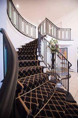hand  contemporary wrought iron interior railing