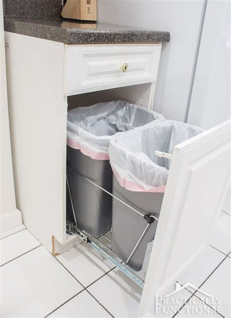 dog proof bathroom trash can diy home sweet home trash can hacks 7 ways to make your