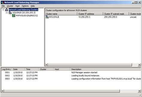 how to uninstall nlb wsus 3 0 sp2 with nlb on windows 2008 r2 what can go wrong