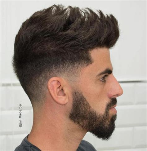 staight in front and spike in back hairstyle 50 must have medium hairstyles for men