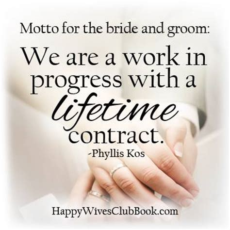 Wedding Quotes To The And Groom by Motto For The And Groom Happy Club