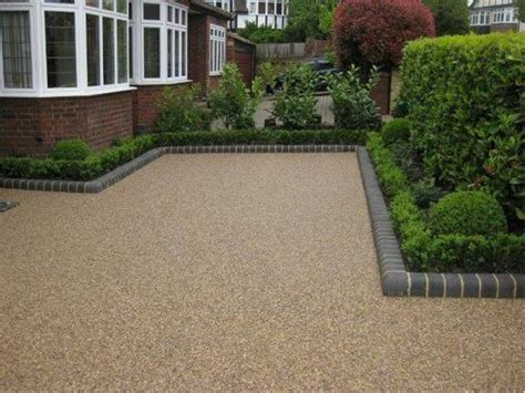 backyard driveway ideas resin driveways before and after search garden