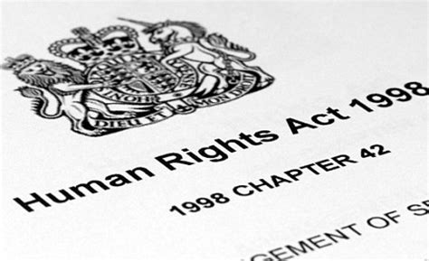 human rights act 1998 section 4 introduction to human rights uk human rights blog