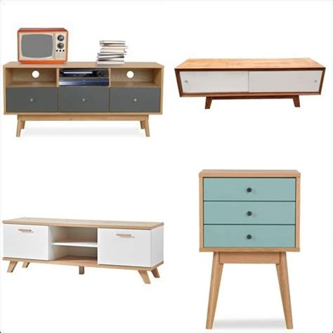 meuble tv scandinave fly artzein