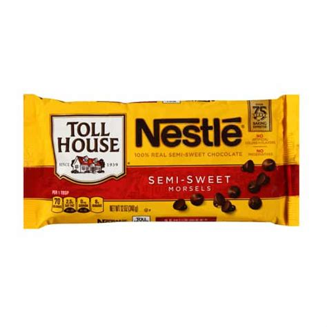 nestle toll house nestle toll house 28 images nestle toll house semi sweet mini morsels 12oz 340g