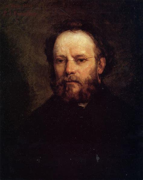 pierre joseph proudhon lanarchie portrait of pierre joseph proudhon 1865 gustave courbet wikiart org