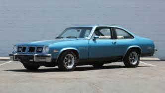 1975 Pontiac Ventura Sprint 1975 Pontiac Ventura Sprint Mecum Anaheim 2014 T99 1
