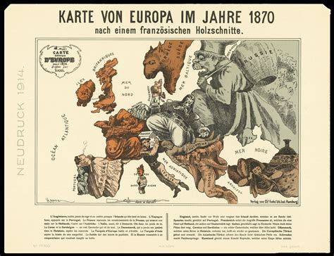 history of europe 1870 1919 books paul hadol s comic map of europe maps daniel crouch