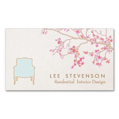Interior Decorating Business Card Templates by Interior Design Business Card Ideas Home Design Ideas