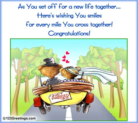 Wedding Wishes New Journey by Happy And Safe Journey Messages Images