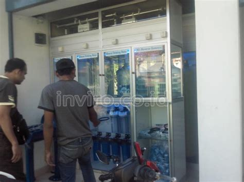 Mancis Isi Ulang depot air minum isi ulang ro matraman jakarta timur