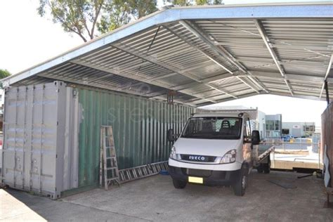 hard top container shelters siteshelter