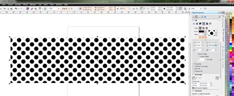 pattern fill tool in coreldraw pattern fill hilariously large minimum pattern limit