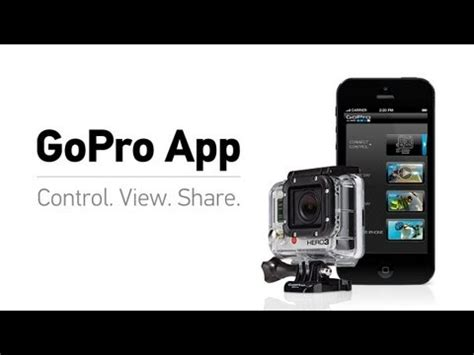 gopro app for android description
