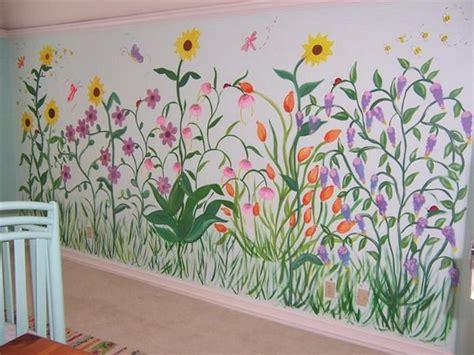 garden wall murals ideas 17 best ideas about garden mural on painted