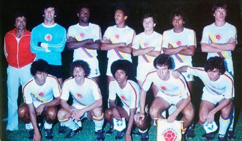 Polonia Vs Colombia Colombia Vs Polonia 9 De Julio De 1980 Vavel