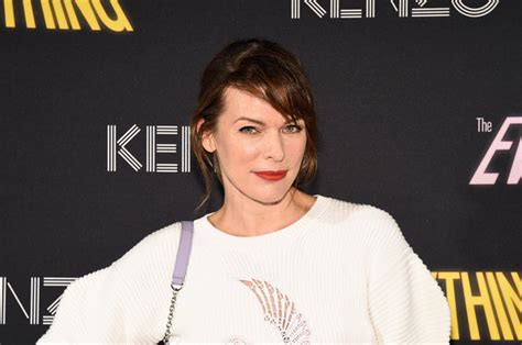 milla jovovich everything milla jovovich photos photos the premiere of the