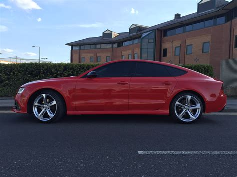 Audi A7 Performance Upgrades by Audi A7 2010 2014 Rs7 Conversion Recreation Replica