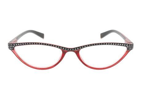womens reading glasses cat eye frame retro vintage style