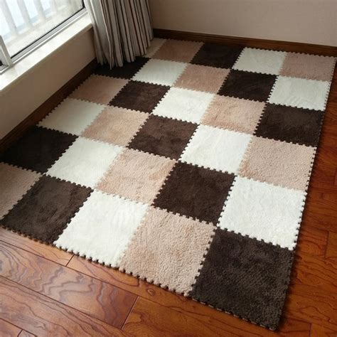 Warm Living Room Floor Mat Cover Carpets Floor Rug Soft Room Mats