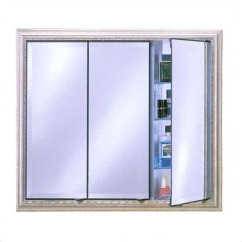 triple door mirrored medicine cabinet cheap buy bundle 03 signature recessed triple door