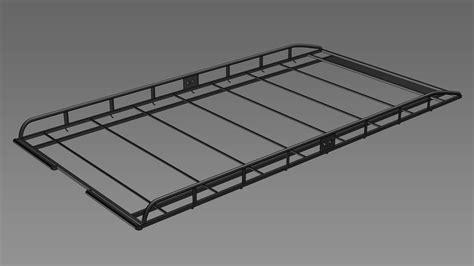 Galvanised Roof Racks by Sdv Roof Racks Heavy Duty Galvanised Steel Roof Racks