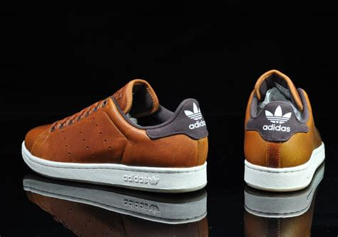 Casual Adidas Smith Brown trendy sneakers 2017 2018 adidas stan smith 2 brown
