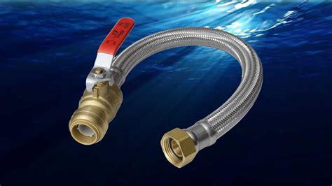 sharkbite connector problems