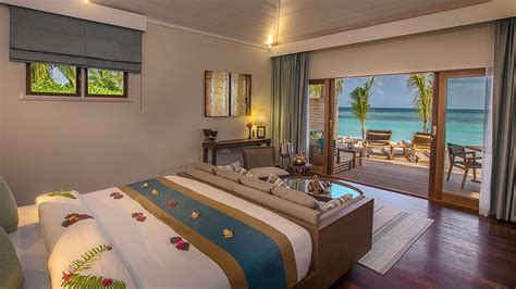 beach villa � hurawalhi maldives resort � villas maldives