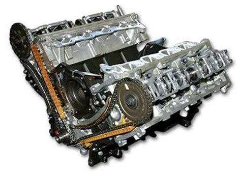 the ford 4 6l modular engine
