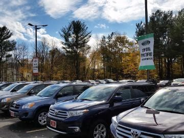 toyota volvo  keene dealership  swanzey nh carfax