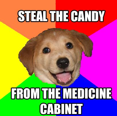 Advice Dog Memes - advice dog steal candy png photo by x zombiex photobucket