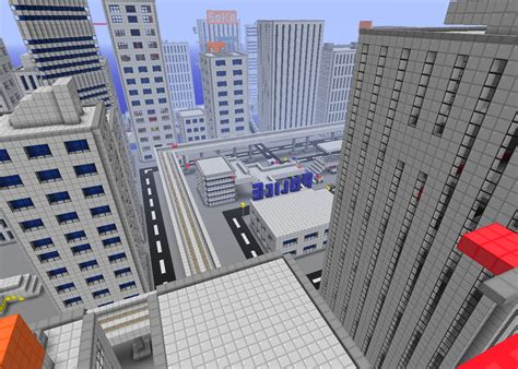 minecraft downloadable maps mirror s edge minecraft map surviving minecraft
