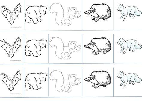 Hibernation Worksheets by 100 Hibernation Worksheets For Preschoolers Rabbit